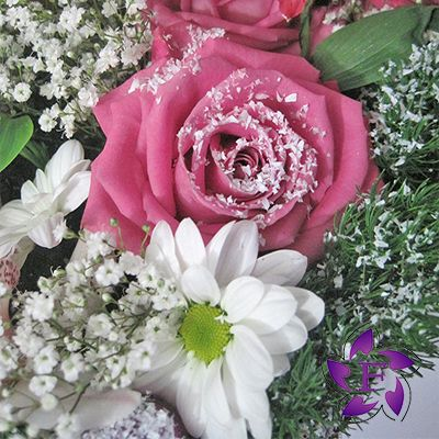Flowers for the New Year order