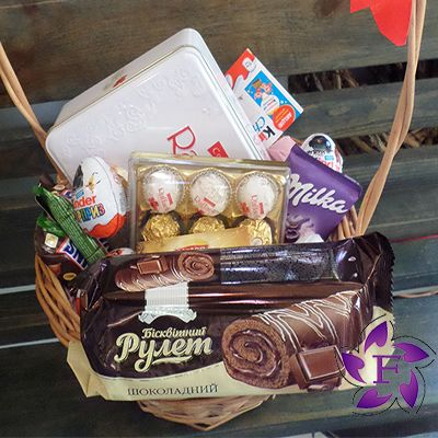 Order candy basket