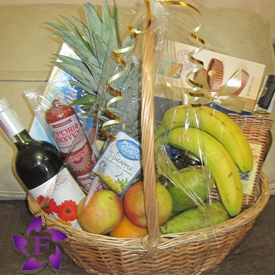 Order a basket of products in Odessa
