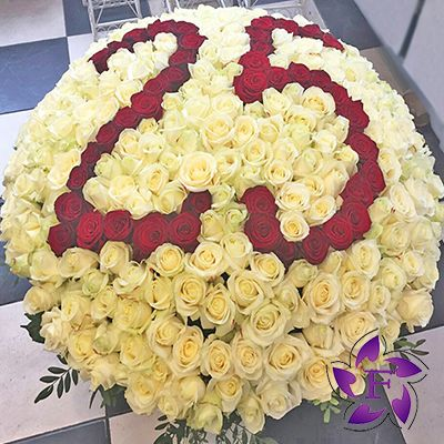 Vip bouquets with delivery
