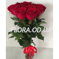11 imported red roses - Photo 1