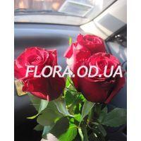 3 импортные розы - Фото 1