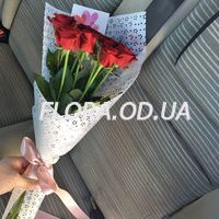Bouquet of 11 roses - Photo 7