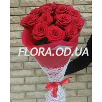 Bouquet of 11 roses - Photo 8