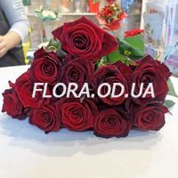 Bouquet of 11 roses - Photo 1