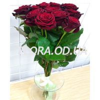 Bouquet of 11 roses - Photo 4