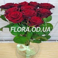 Bouquet of 11 roses - Photo 6