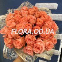 Букет з 35 троянд - Фото 2