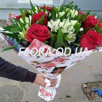 Букет цветов для сестры - Фото 1