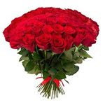 101 roses - flowers and bouquets on flora.od.ua