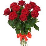 11 роз - цветы и букеты на flora.od.ua