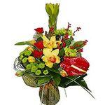 Бизнес букеты - цветы и букеты на flora.od.ua
