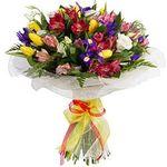 Букеты для мамы - цветы и букеты на flora.od.ua