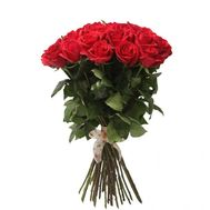 """25 import roses"" in the online flower shop flora.od.ua"