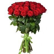 """51 red roses 80 cm"" in the online flower shop flora.od.ua"