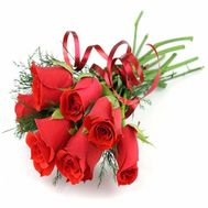"""7 import roses"" in the online flower shop flora.od.ua"