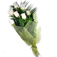 7 import roses - flowers and bouquets on flora.od.ua
