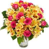 """Authors bouquet of flowers"" in the online flower shop flora.od.ua"