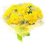 Букет 13 хризантем - цветы и букеты на flora.od.ua