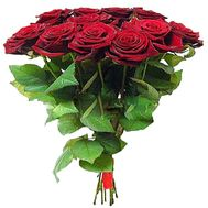Bouquet of 11 red roses 70 cm - flowers and bouquets on flora.od.ua