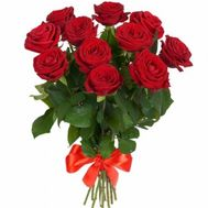 Bouquet of 11 roses - flowers and bouquets on flora.od.ua