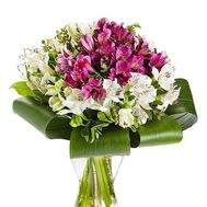 Bouquet of 17 alstromeries - flowers and bouquets on flora.od.ua