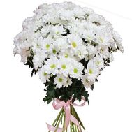"""Bouquet of 17 chamomile flowers"" in the online flower shop flora.od.ua"