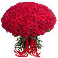 """Bouquet from 201 roses 70 cm"" in the online flower shop flora.od.ua"