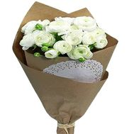 Bouquet of 21 Ranunculus - flowers and bouquets on flora.od.ua
