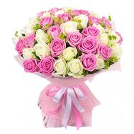 Bouquet of 31 roses - flowers and bouquets on flora.od.ua