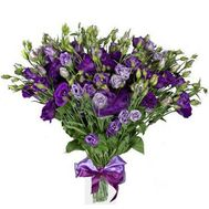 Bouquet of 35 eustoms - flowers and bouquets on flora.od.ua