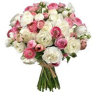 Bouquet of 45 Ranuncles - flowers and bouquets on flora.od.ua