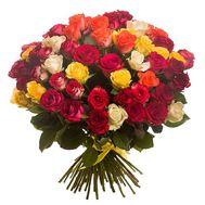 Bouquet of 45 roses - flowers and bouquets on flora.od.ua