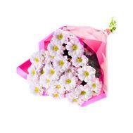 """Bouquet of 5 chamomile chrysanthemums"" in the online flower shop flora.od.ua"