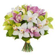 Букет з орхідей - цветы и букеты на flora.od.ua