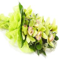 Bouquet of orchids - flowers and bouquets on flora.od.ua