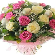 """Bouquet for the New Year"" in the online flower shop flora.od.ua"