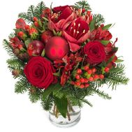 Bouquet for the New Year - flowers and bouquets on flora.od.ua