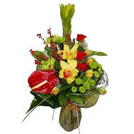 Bouquet to a colleague - flowers and bouquets on flora.od.ua
