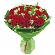 Bouquet to the beloved woman - flowers and bouquets on flora.od.ua