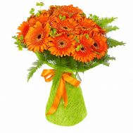 Bouquet with gerberas - flowers and bouquets on flora.od.ua