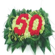 """Flowers for the anniversary"" in the online flower shop flora.od.ua"