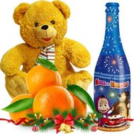 Childrens New Years gift - flowers and bouquets on flora.od.ua