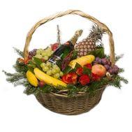 Фрукти до Нового року - цветы и букеты на flora.od.ua