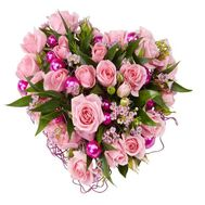 """New Years composition"" in the online flower shop flora.od.ua"