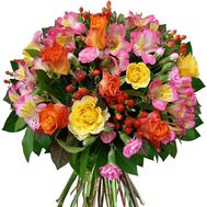 Beautiful bouquet for anniversary - flowers and bouquets on flora.od.ua