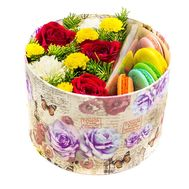 Macaroni for the New Year - flowers and bouquets on flora.od.ua