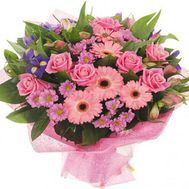 Fashionable bouquet - flowers and bouquets on flora.od.ua