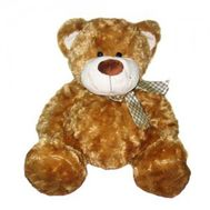 Soft toy Brown bear - flowers and bouquets on flora.od.ua