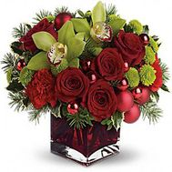 """Christmas composition"" in the online flower shop flora.od.ua"